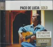 DE LUCIA PACO  - CD GOLD