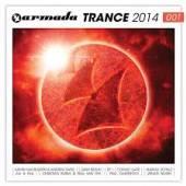 VARIOUS  - 2xCD ARMADA TRANCE 2014 VOL.1