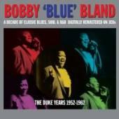 BLAND BOBBY BLUE  - 3xCD DUKE YEARS 1952-1962
