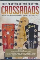 CLAPTON ERIC  - 2xDVD CROSSROADS GUITAR FESTIVAL 2013