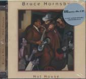 HORNSBY BRUCE  - CD HOT HOUSE / =1995..