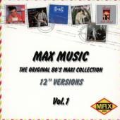 VARIOUS  - CD I LOVE MAX MUSIC