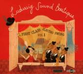 VARIOUS  - CD LUDWIG SOUND BOUTIQUE 1