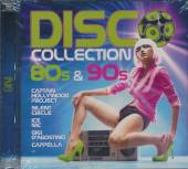 VARIOUS  - CD DISCO COLLECTION: 80S & 90S