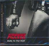 ACCEPT  - CD BALLS TO THE WALL-REMAST-