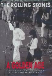 ROLLING STONES  - DVD A GOLDEN AGE