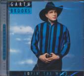 BROOKS GARTH  - CD ROPIN' THE WIND-BONUS TR-