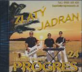 PROGRES  - CD 24 - ZLATY JADRAN