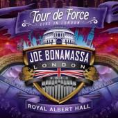 BONAMASSA JOE  - 2xCD TOUR DE FORCE - ROYAL ALBERT HALL