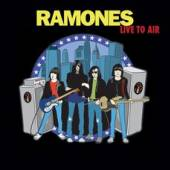 RAMONES  - CD LIVE TO AIR