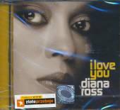 ROSS DIANA  - CD I LOVE YOU