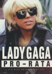 LADY GAGA  - DVD PRO-RATA (2DVD)