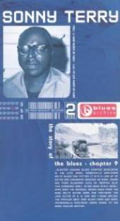 TERRY SONNY  - 2xCD BLUES ARCHIVE 9