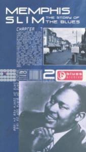 MEMPHIS SLIM  - 2xCD BLUES ARCHIVE 7