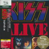 KISS  - 2xCD SHM-ALIVE 2 -JAP CARD-