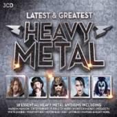 VARIOUS  - CD HEAVY METAL - LATEST & GR