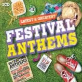 VARIOUS  - CD LATEST & GREATEST - FESTIVAL ANTHEMS