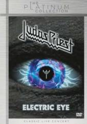 JUDAS PRIEST  - DVD ELECTRIC EYE