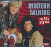 MODERN TALKING  - 3xCD 80S HIT BOX