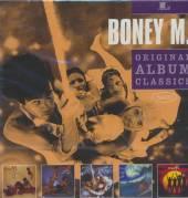 BONEY M.  - 5xCD ORIGINAL ALBUM CLASSICS