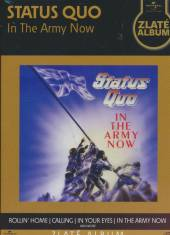 STATUS QUO  - CD IN THE ARMY NOW/SLIDEPACK