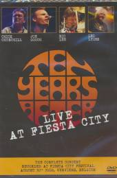 TEN YEARS AFTER  - DVD LIVE AT FIESTA CITY [2009]