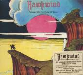 HAWKWIND  - CD WARRIOR ON THE EDGE OF TIME