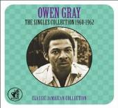 GRAY OWEN  - 2xCD SINGLES COLLECTION'60-'62