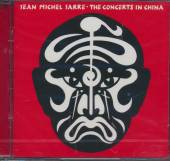 JARRE JEAN-MICHEL  - 2xCD CONCERTS IN CHI..