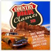 VARIOUS  - CD COUNTRY ROADS CLASSICS