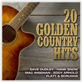 VARIOUS  - CD 20 GOLDEN COUNTRY HITS