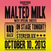 MALTED MILK  - CD ON STAGE