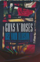 GUNS N' ROSES  - DVD USE YOUR ILLUSION II
