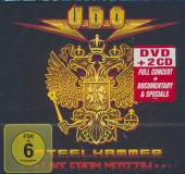 UDO  - 3xCD STEELHAMMER - L..