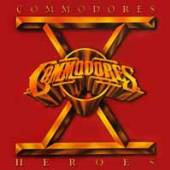 COMMODORES  - CD HEROES