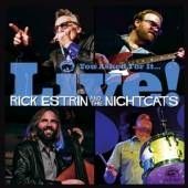ESTRIN RICK & THE NIGHTC  - CD YOU ASKED FOR IT... LIVE!