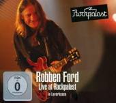 FORD ROBBEN  - 3xCD+DVD LIVE AT ROC..
