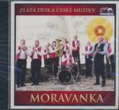 ZLATA DESKA MORAVANKA  - CD ZLATA DESKA MORAVANKA