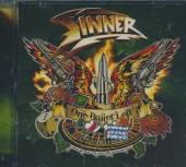 SINNER  - CD ONE BULLET LEFT