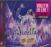 VIOLETTA  - CD EN VIVO