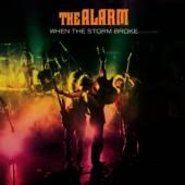 ALARM  - 2xCD WHEN THE STORM BROKE