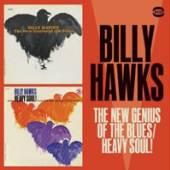 BILLY HAWKS  - CD THE NEW GENIUS OF..