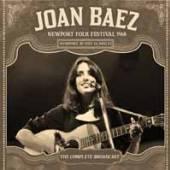 JOAN BAEZ  - CD NEWPORT 1968
