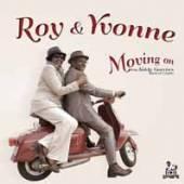 PANTON ROY & YVONNE HARR  - CD MOVING ON