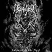 DEMONCY  - CD ENTHRONED IS THE NIGHT