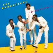 MANHATTANS  - CD TOO HOT TO STOP IT
