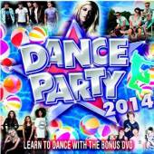VARIOUS  - 2xCD+DVD DANCE PARTY 2014