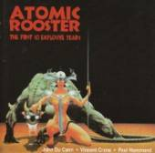 ATOMIC ROOSTER  - CD ATOMIC ROOSTER / ..