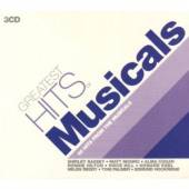 SOUNDTRACK  - 3xCD GREATEST HITS OF MUSICALS