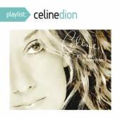 DION CELINE  - CD PLAYLIST: CELINE ..